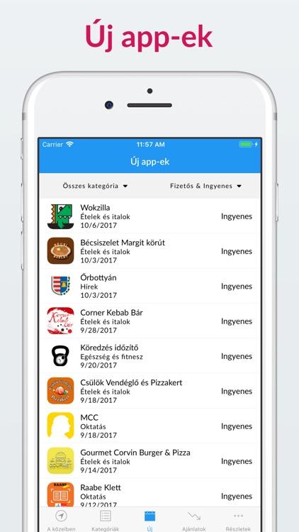 Magyar Apps - Hungarian Apps screenshot-3