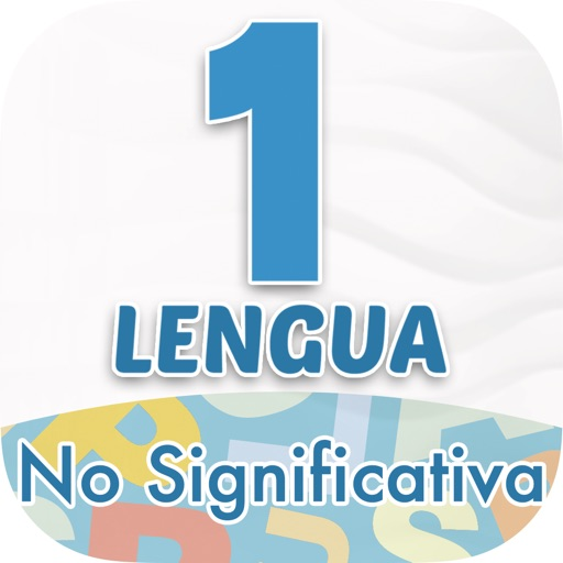 1 Lengua No significativa