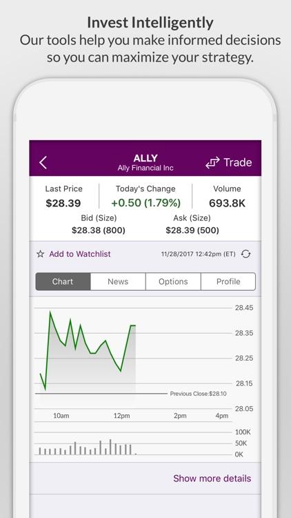 Ally Mobile screenshot-3