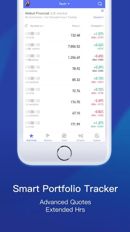 Webull - Stock Trading App screenshot-6