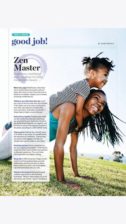 Working Mother Magazine screenshot-4