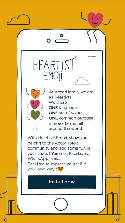 Heartist® Emoji