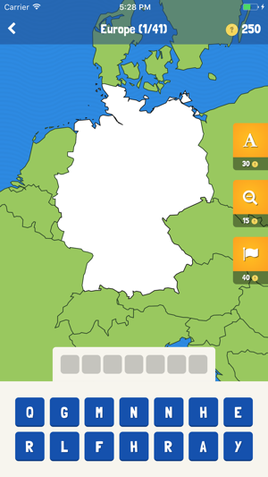 Map quiz where is it on the app store iphone ipad gumiabroncs Choice Image