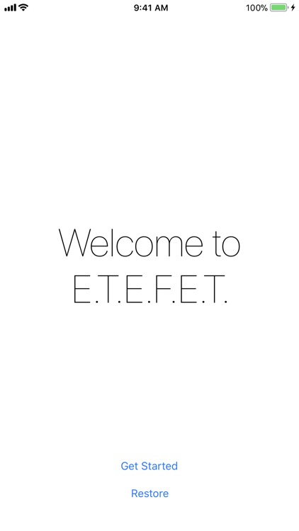 ETEFET - PGP encrypted files