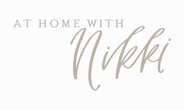 At Home With Nikki