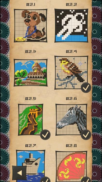 CrossMe Nonograms screenshot-5