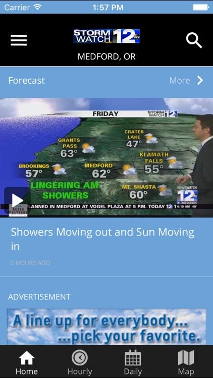 Stormwatch12 - KDRV Weather