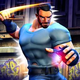 Kung Fu Street Fighting Ninja
