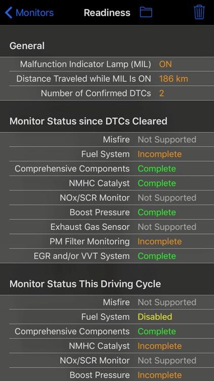 OBD Evolution: Car Diagnostics screenshot-3