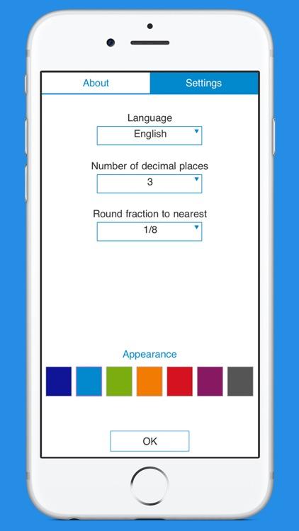 Fraction Converter Calculator screenshot-8