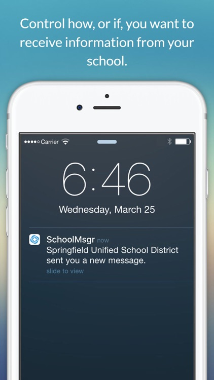 SchoolMessenger screenshot-4