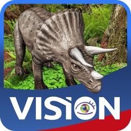 AR 3D dinosaurs