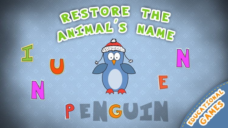 Zoo Alphabet for kids screenshot-3
