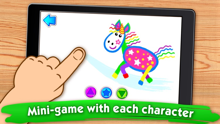 DRAWING FOR KIDS Games! Apps 3 screenshot-3