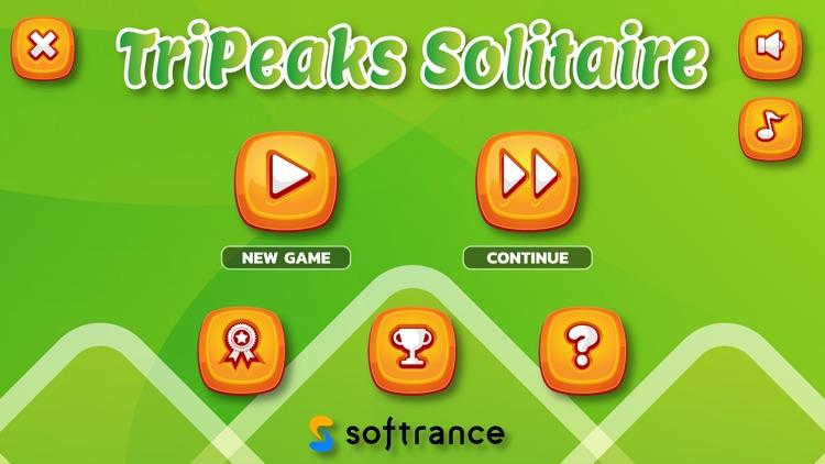 TriPeaks Solitaire SP screenshot-3