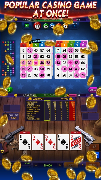 Casino Live - Slots, Bingo screenshot-4
