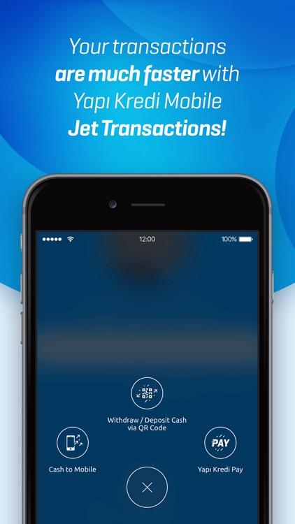 Yapı Kredi Mobile screenshot-4