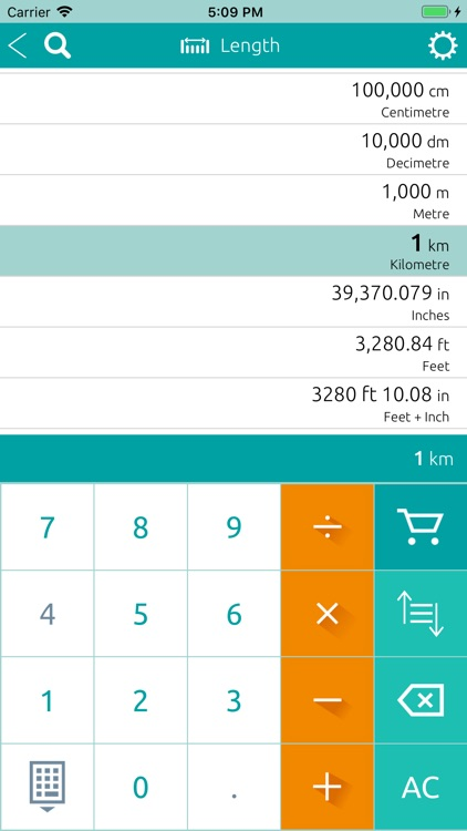 Unit converter & Conversion screenshot-6