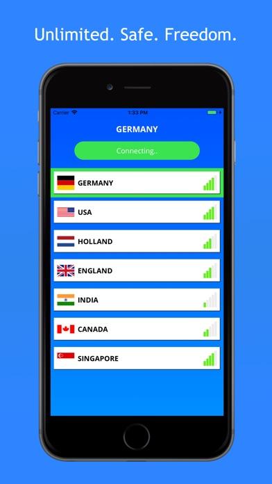 VPN Fast Screenshot