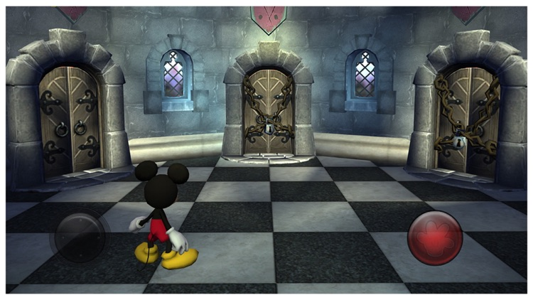 Castle of Illusion screenshot-3