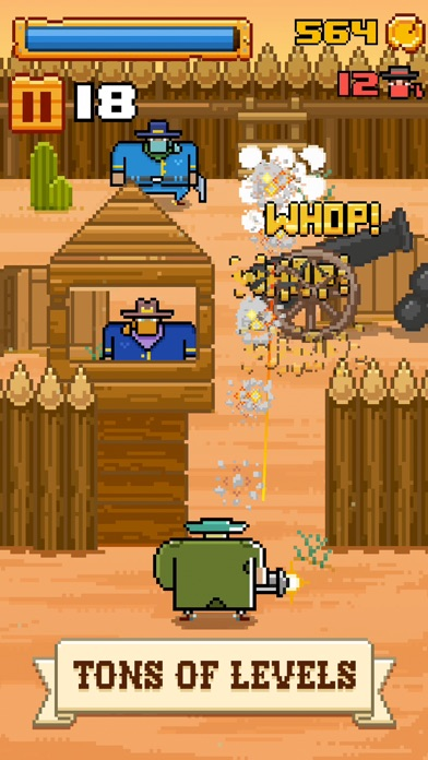 Timber West Screenshot 5
