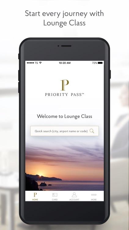 Priority Pass™ screenshot-0