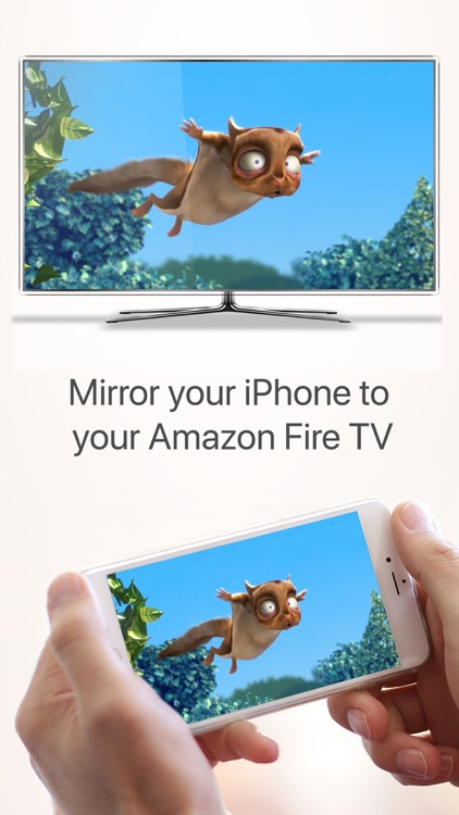 Mirror for Amazon Fire TV