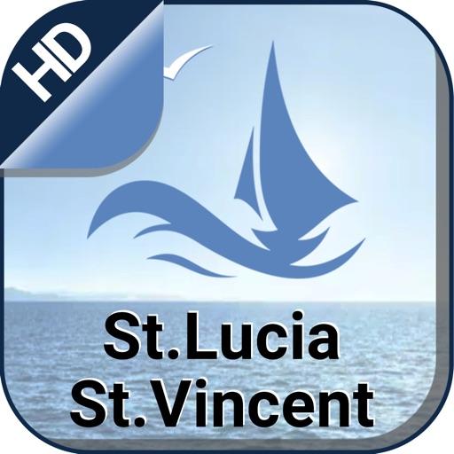 St.Lucia & St.Vincent Charts