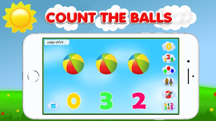 Learn the Numbers With Us screenshot-5