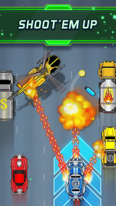 Road Riot Combat Racing free Gems hack