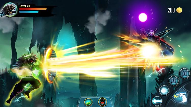 Dragon Shadow Battle 2 Warrior screenshot-0
