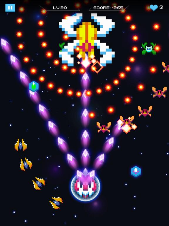 Galaxy Attack - Space Shooter screenshot 6