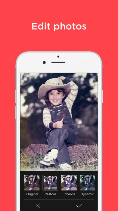 Photo Scanner by Photomyne app image