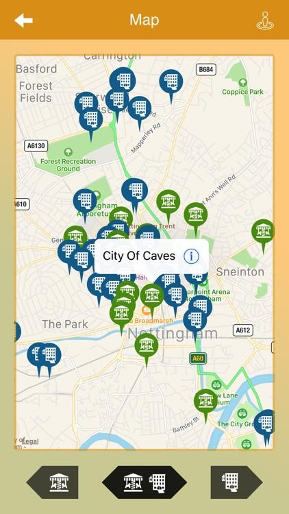 Visit Nottingham screenshot-4