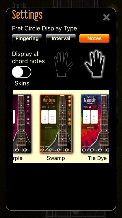 Mandolin Companion screenshot-4