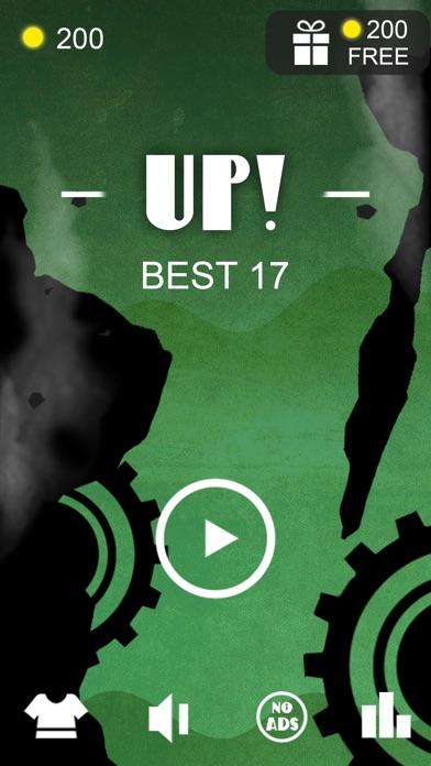 Up! - Escape the Strange Cave Screenshot