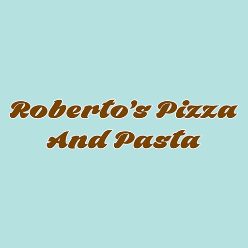 Robertos Pizza And Pasta