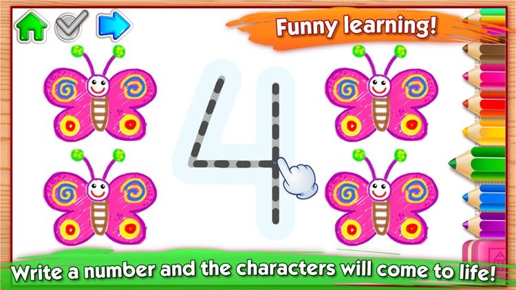 123 Draw for kids! FULL screenshot-3