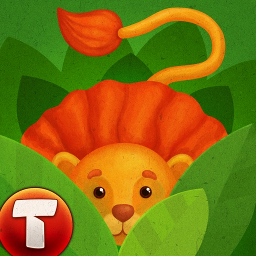 Trail the tail (educational and fun safari app for little kids and toddlers about animals, zoo and wild nature)