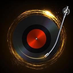 音乐dj打碟机-DJ录制音乐制作播放器