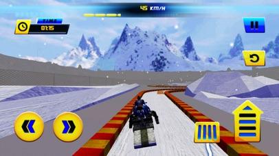 Racing Snowmobiles Mayhem screenshot three