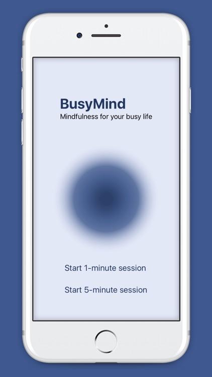 Busymind Mindfulness Meditation