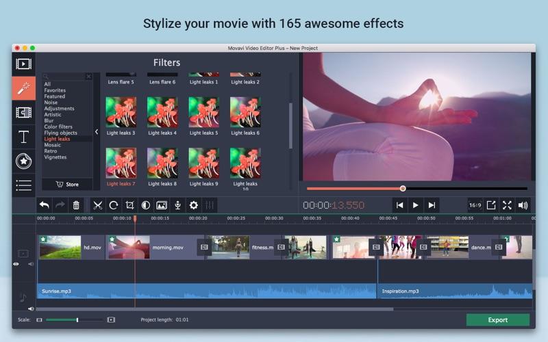 Video Editor Plus Movavi   App Price Drops