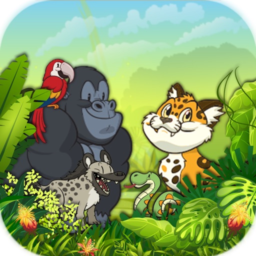 Find the Hidden Animals Games
