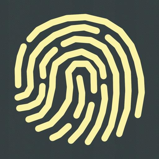 Отпечаток пальца - пароль