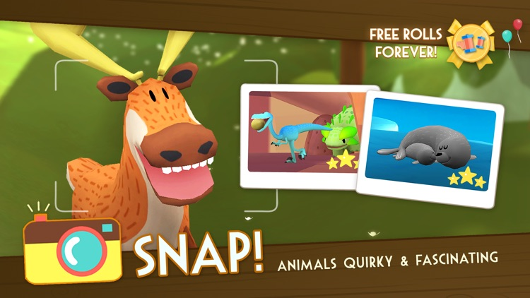 Snapimals: Snap Amazing Animals screenshot-0