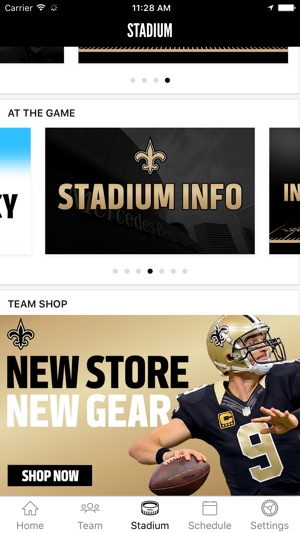 61aeed51e03  New Orleans Saints on the App Store