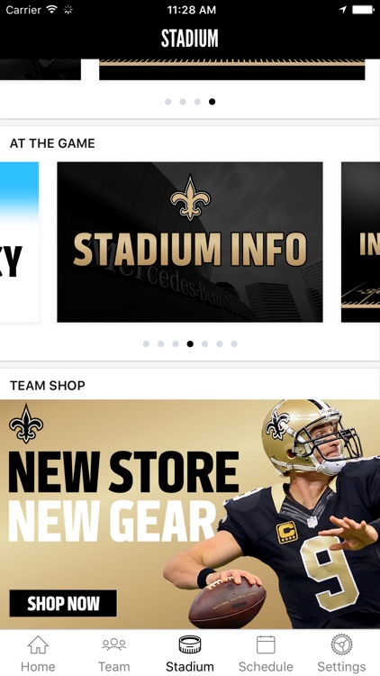 New Orleans Saints screenshot-4