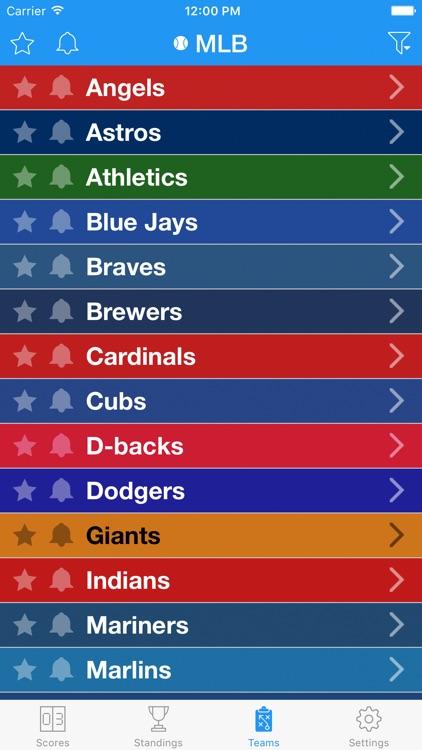 Pro Baseball Live Radio Stream screenshot-4