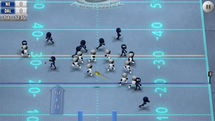 Stickman Football screenshot-4